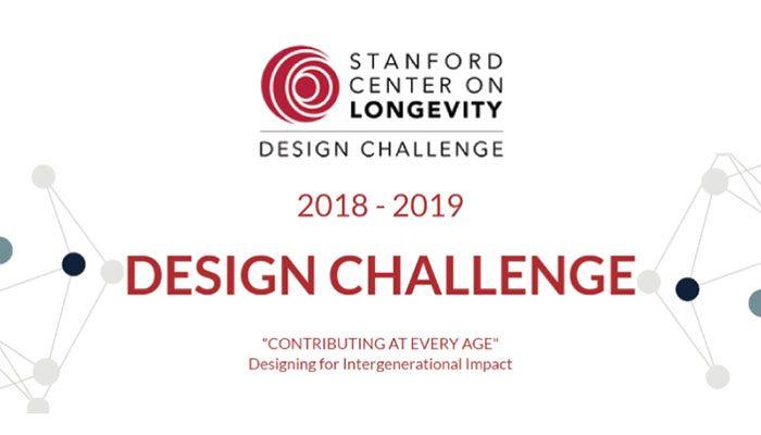 Cơ Hội Nhận $10,000 Từ Cuộc Thi Thiết Kế Quốc Tế Của Trung Tâm Nghiên Cứu Về Tuổi Thọ Stanford 2018