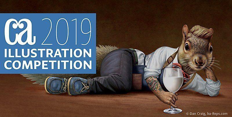 Cuộc Thi Vẽ Tranh Minh Hoạ Của Communication Arts 2019