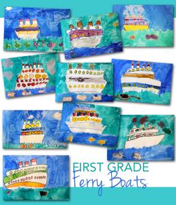 Passenger boats gallery copy 258x300 - CÁCH DẠY VẼ CHO BÉ TẠI NHÀ