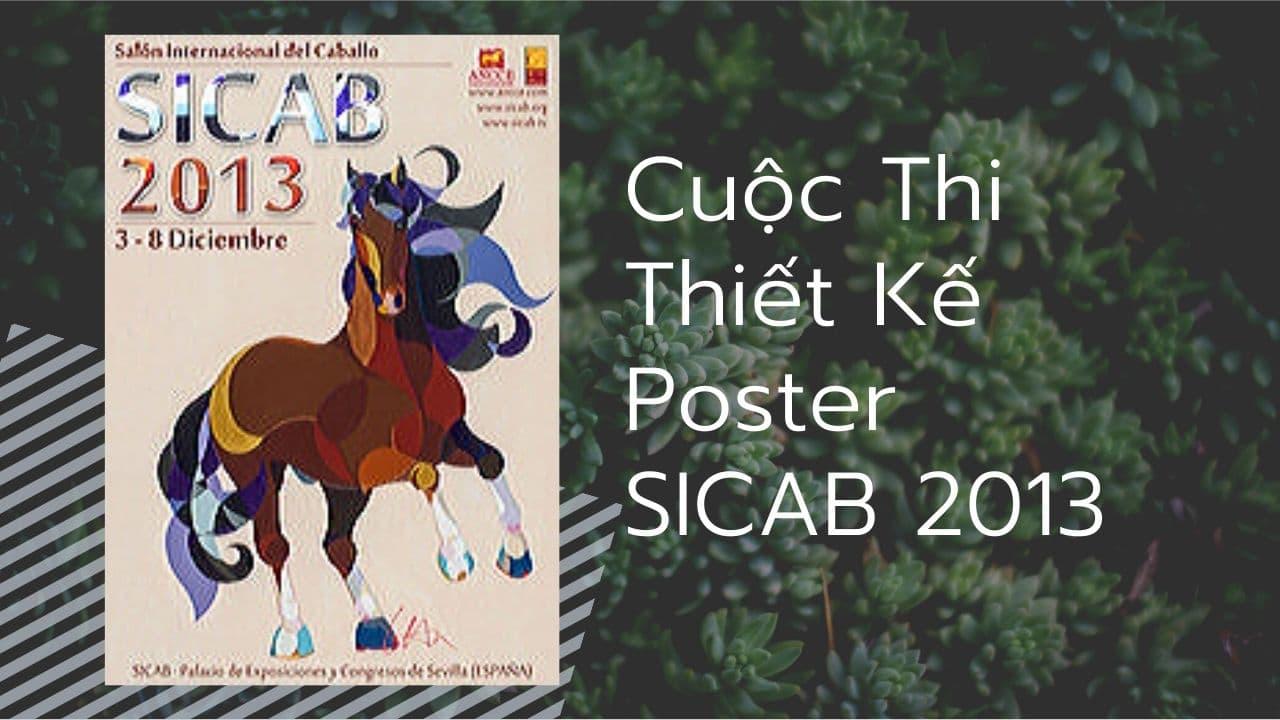 cuộc thi thiết kế poster 2013