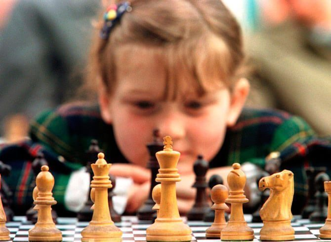 10 lợi ích Dạy chơi Cờ Vua ở trẻ em.