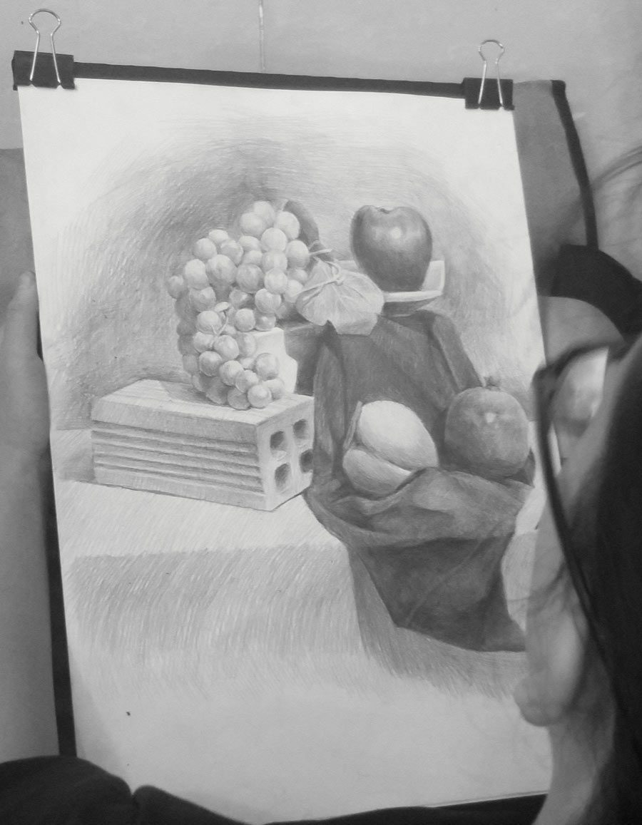 Khóa Học Vẽ Cơ Bản 1