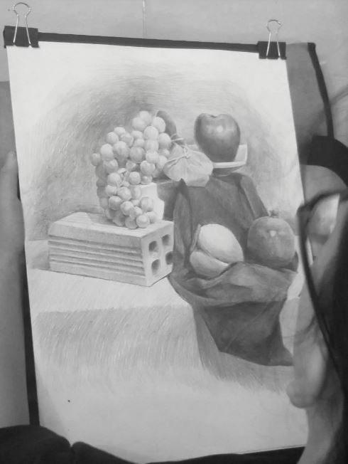 Khóa Học Vẽ Tranh Sơn Dầu 5