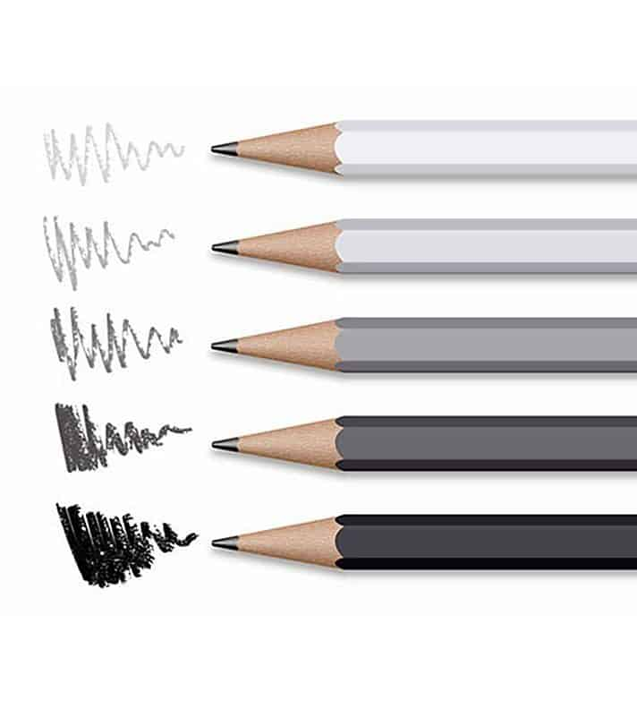 Hướng dẫn vẽ chân dung chì (Zimou Tan) 3