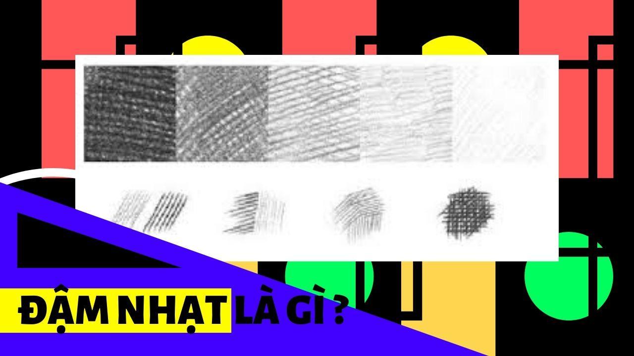 Ngôn ngữ nghệ thuật : đậm nhạt là gì ?